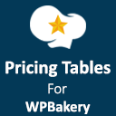 Pricing Tables For WPBakery Page Builder (formerly Visual Composer) for Wordpress