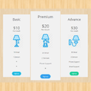 Pricing Table by PickPlugins for Wordpress