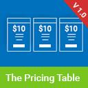 Pricing Table by RadiusTheme for Wordpress